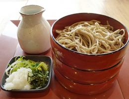 割子蕎麦 780円