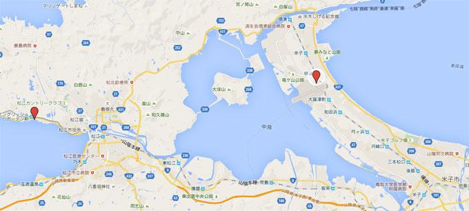 松江イングリッシュガーデン