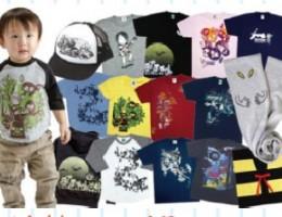 鬼太郎Tシャツ各種 2,516~3,040円