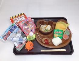 〔今月のイチオシ〕お子様うどんセット(温) 600円