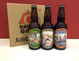 久米桜麦酒 鬼太郎ビール 594円