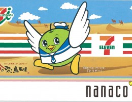 nanacoカード 発行手数料300円
