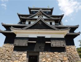 ❁松江城❁今だけ創建当時の姿………