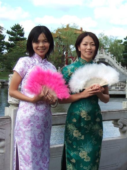 中国庭園燕趙園 画像