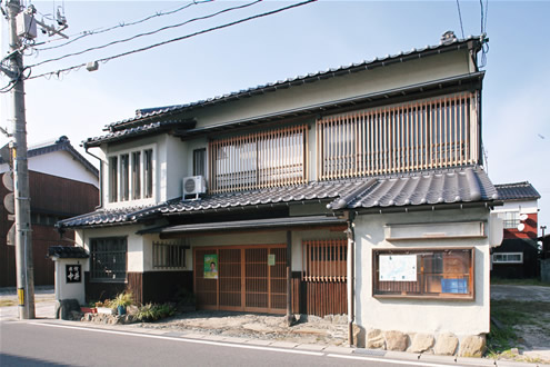 旧中井旅館 画像