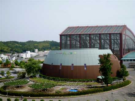 鳥取二十世紀梨記念館なしっこ館 画像